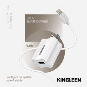 Модель C801s интеллектуальное быстрое зарядное устройство для iPhone кабель