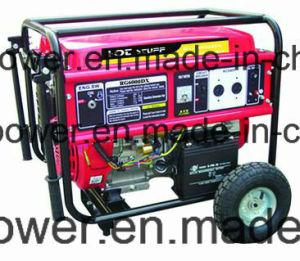 2 цикл портативных, низкий уровень шума бензин генераторной установки с маркировкой CE утверждения