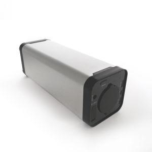 Alimentação USB com bateria com carga rápida lanterna LED