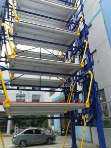 Pcx серии Ds вращающихся Multistory автостоянка гараж системы