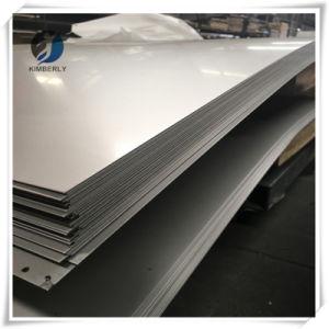 Capaciteit 316 van de Corrosie van het anti-chloride de Plaat van het Roestvrij staal