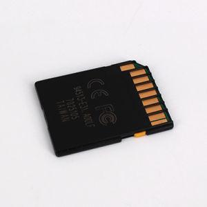 16GB 32GB 64GB 128GB Ableiter-codierte Karte Ableiter-Karte mit Adapter