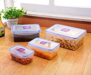Großer freier Nahrungsmittelextrasparer, Plastikvorratsbehälter und Kasten/freier Nahrungsmittelbehälter