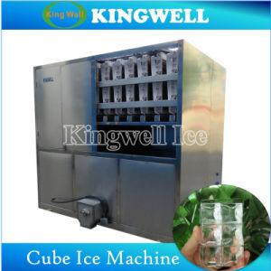3tons/Dayフリーズの氷メーカー安定した容量の立方体の氷メーカー