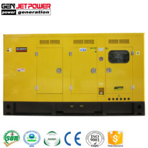 Schalldichter Dieselgenerator-Preis des China-Energien-Generator-70kw 90kVA Ricardo