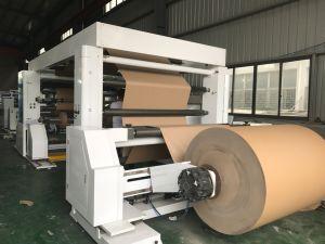 Tipo de prateleira de papel artesanal/ máquina de corte longitudinal de Papel adesivo