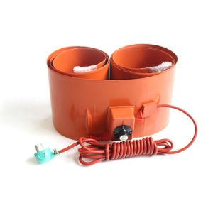 シリコーンゴムの発熱体オイルドラムヒーター