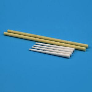 処理し難い長い生命ジルコニアの陶磁器の合せ釘Pin陶磁器ロッド・ピン