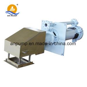 Pompes de puisard submersible centrifuge verticale 380V avec crépine