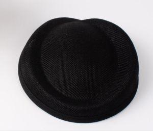 Venda a quente mulheres Igreja Hat Parte Chapéus de casamento