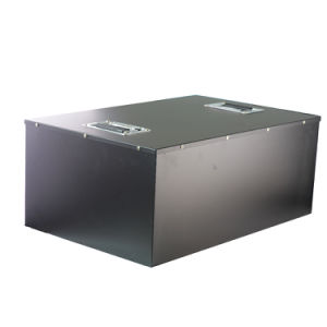 Nachladbarer 48V 100ah LiFePO4 Batterie-Satz der tiefen Schleife-für Sonnensystem-und Touristen-Auto
