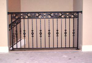 La rete fissa decorativa del ferro saldato/bella mano ha forgiato la rete fissa/rete fissa di alluminio