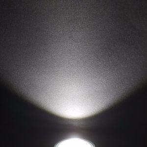 Verre à gradation Spotlamp LED MR16 S/N 5W avec réflecteur