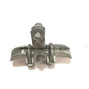 Collari del cavo del ponte sospeso della lega di alluminio di Xgh per il cavo ottico della fibra