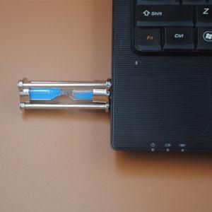 Компьютерный стол в виде песочных часов USB флэш-памяти Memory Stick™ емкостью 4 ГБ - 64ГБ