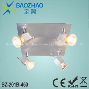 LampenDeckenleuchte-Vorrichtungen der Decken-GU10 für Haus