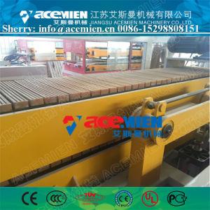 중국에 있는 플라스틱 엄밀한 벽면 기계/인쇄된 PVC 벽면 기계 최신 판매