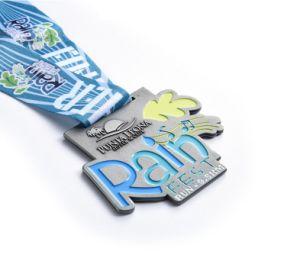중국 제품 또는 공급자. 스포츠를 위한 고품질 방아끈 금속 메달