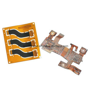 PWB flessibile, visualizzazione FPC, cavo dell'affissione a cristalli liquidi dell'automobile HDD FPC