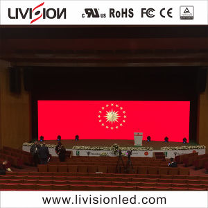 P3.91 Tela LED de vídeo para eventos para interior