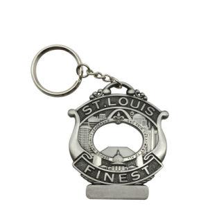 Die обрушился на латунные Custom нам Сент-Луис лучших металлические украшения подарок металлические цепочки ключей (005)
