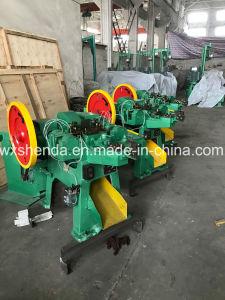Automatische Spijker Machine maken/Spijker die de Exporteur van de Machine maken