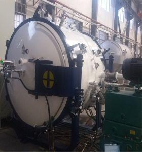 1600c высокой температуры сопротивление печи Debinding вакуумного насоса