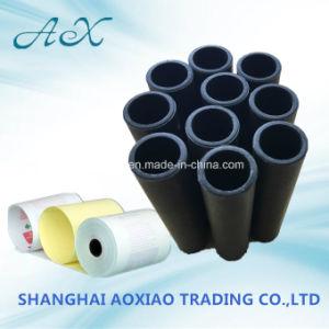La extrusión de tubo de plástico PE solo Core para Woodfree rollos de papel