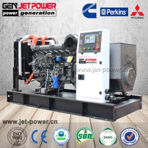 Открытого типа на базе генератора Perkins 2206C-E13TA 350 ква 400ква дизельный генератор