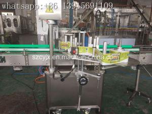 Автоматическая мойка расширительного бачка заполнение Capping и этикетки