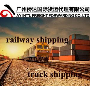Ar global de serviços de logística da China para o Usbequistão