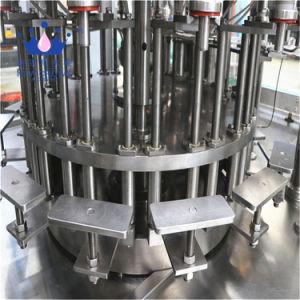 Большая бутылка 6L 7L чистую питьевую воду заполнения машины для розлива небольшая емкость 1000bph