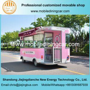 Nouveau Hot la vente des aliments Aliments mobile/de remorque de camion