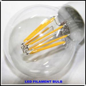 LED Filament (STAR-004)를 가진 LED Bulb