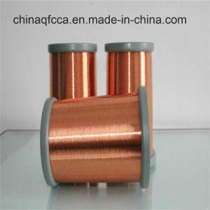 Fio de cobre redondos esmaltados de poliamida, Classe 220