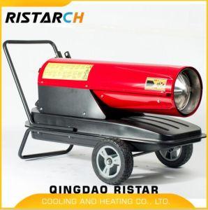 preço de fábrica o ar quente de capoeira House Piscina Corona Industrial Portátil Aquecedor eléctrico de gasóleo térmica querosene
