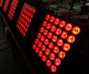 結婚披露宴のための1のディスコの照明LEDマトリックスの同価ライト36X10W RGBW 4