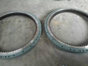 Rotación de la bola de anillos con equipos externos 9o-1B25-0430-0537 Turntable cojinetes