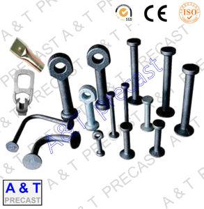 Acero de /Stainless/ancla galvanizados de la funda del acero de carbón con el tornillo de ojo M12