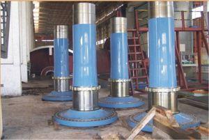 Beëindig de Machinaal bewerkte Rotor van de Turbine van de Wind