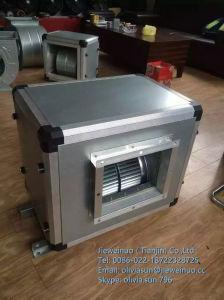 Iedereen rangschikt het Hete Vakje van de Ventilator van het Volume van de Lucht van de Reeks van Dbf van de Levering van de Fabriek van de Verkoop Veranderlijke met Goede Kwaliteit