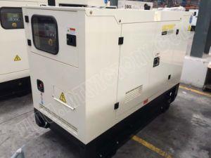 gerador 56kw/68kVA Diesel silencioso super com o motor BRITÂNICO Ce/CIQ/Soncap/ISO de Perkins