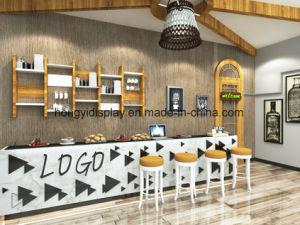 Café Bar Comptoirs Commerciaux Conteneur Booth Kiosque Alimentaire