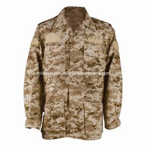 1302 Bdu Rip-Stop Deserto Digital uniforme militar