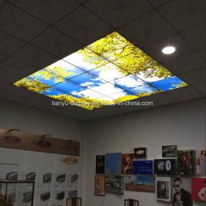 Реклама Безрамные алюминиевый ткань светодиодный индикатор .