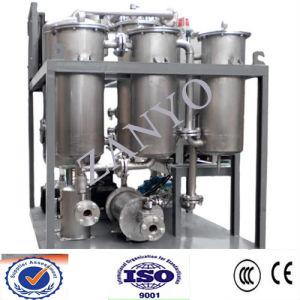 Zycの真空の料理油フィルターシステム