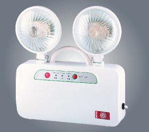 Indicatore luminoso di carico del gemello LED di sicurezza di lotta antincendio del punto dell'indicatore luminoso di emergenza industriale esterna degli indicatori luminosi Emergency (HK-302)