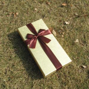 SGS Proveedor auditados Caja de regalo de cartón Caja de caramelos de chocolate de verificación