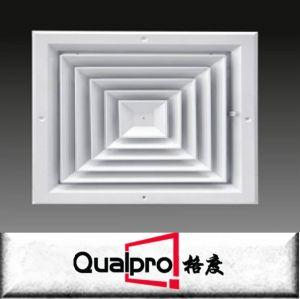 Квадратные потолочные воздушного диффузора AR6120