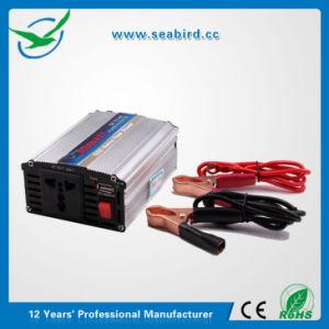 De alta calidad de aves marinas 500W 12V/24V CC a 120V/220V AC inversor solar de onda senoidal modificada